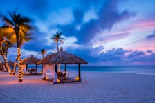 New York, Washington a Aruba (all inclusive)